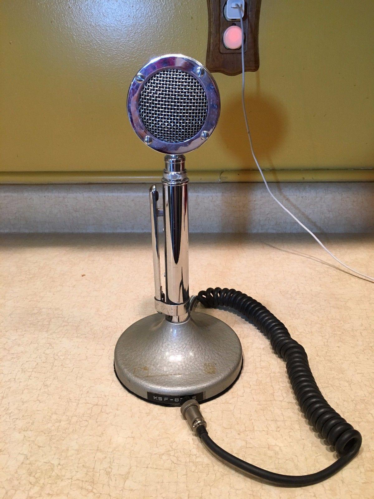 Astatic D-104 - N6PET - My Ham Radio Journal