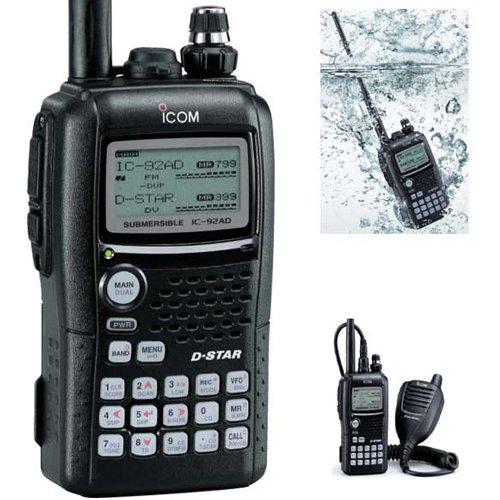 Icom ic 92ad Service manual