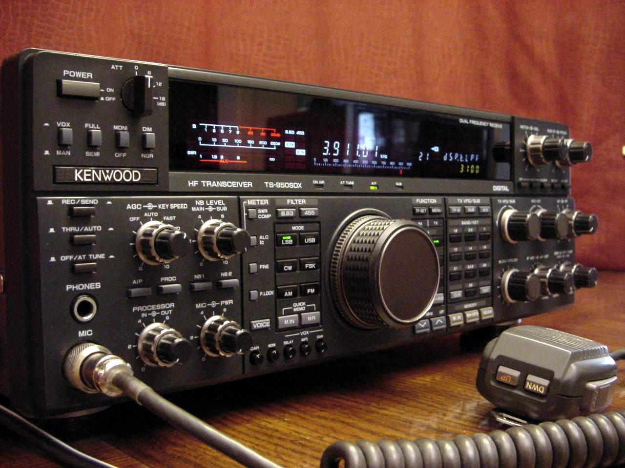 Phase 6  Kenwood Ts-940sat - N6pet