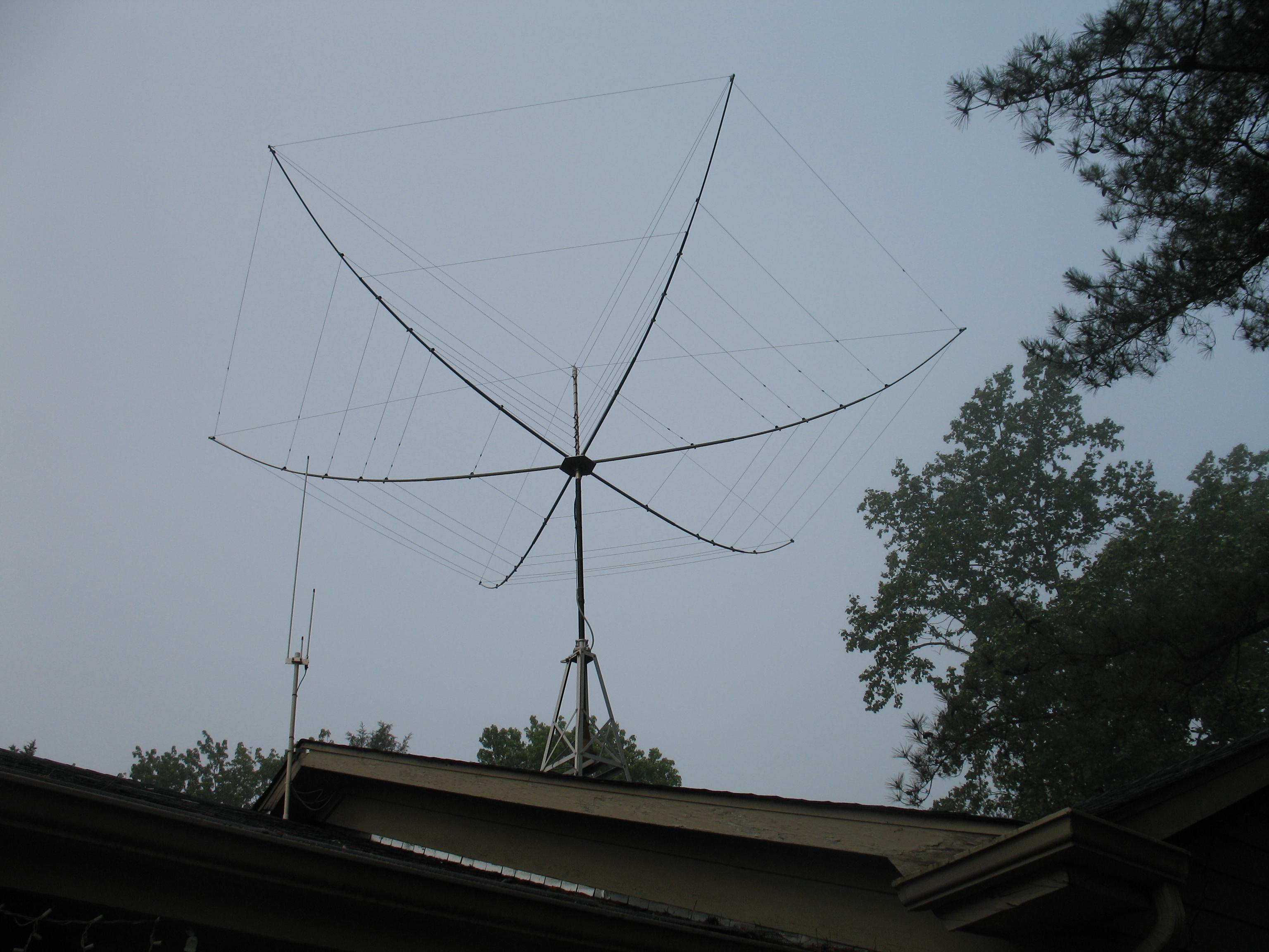 Spider-Hex-Butterfly Beam Comparison - N6PET - My Ham Radio