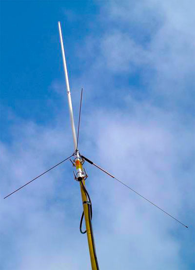 Quad-band Base Antenna or NOT - N6PET - My Ham Radio Journal